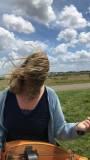 De wilde haren van Gitta